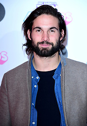 Jamie Jewitt attending BBC Radio 1's Teen Awards, at the SSE Arena, Wembley, London