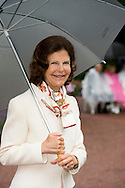 14/07/2015 -- Solliden - King Carl-Gustav , queen Silvia , crown princess victoria , prince Daniel and princess Estelle at the 38 the birthday celebration of crown princess Victoria victoriaday at Solliden palace. COPYRIGHT ROBIN UTRECHT COPYRIGHT ROBIN UTRECHT
