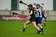 24/09/2016, Intermediate Camogie Final at Trim.<br /> Boardsmill vs Dunderry<br /> Michelle Daly  (Dunderry) & Christine Fagan (Boardsmill)<br /> Photo: David Mullen /www.cyberimages.net / 2016<br /> ISO: 800; Shutter: 1/1328; Aperture: 4; <br /> File Size: 2.8MB<br /> Print Size: 8.6 x 5.8 inches