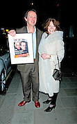 17.JANUARY.2012 LONDON<br /> <br /> KEVIN WHATELY AND MADELAINE NEWTON LEAVING CLARIDGES HOTEL AFTER ATTENDING THE RADIO TIMES AWARDS 2012.<br /> <br /> BYLINE: EDBIMAGEARCHIVE.COM<br /> <br /> *THIS IMAGE IS STRICTLY FOR UK NEWSPAPERS AND MAGAZINES ONLY*<br /> *FOR WORLD WIDE SALES AND WEB USE PLEASE CONTACT EDBIMAGEARCHIVE - 0208 954 5968*