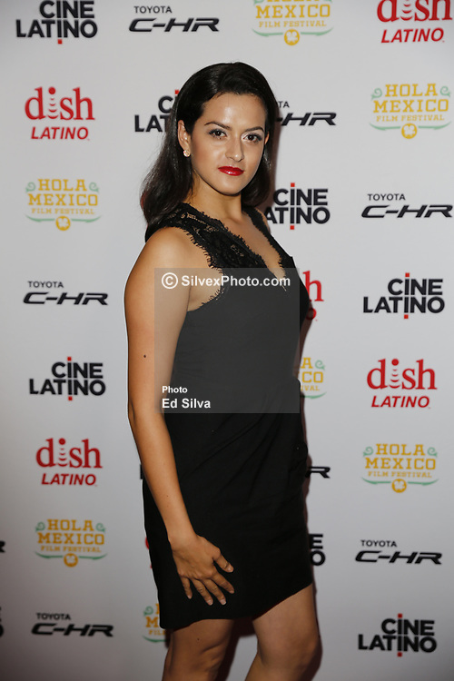 LOS ANGELES, CA - JUNE 7 Diana Torrez attends the 9th Annual Hola Mexico Film Festival Opening Night at the Regal LA LIVE in downtown Los Angeles, on June 7, 2017 in Los Angeles, California. Byline, credit, TV usage, web usage or linkback must read SILVEXPHOTO.COM. Failure to byline correctly will incur double the agreed fee. Tel: +1 714 504 6870.