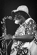 Lionel Augustus Martin known as Saxa, Saxophone player with The Beat.