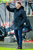 ALKMAAR - 04-12-2015, AZ - ADO Den Haag, AFAS Stadion, Assistent trainer Dennis Haar