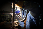 Students at Savannah Technical College study welding and surgical tech on the Savannah campus, Wednesday, July 9, 2014 in Savannah, Ga. (STC Photo/Stephen B. Morton)