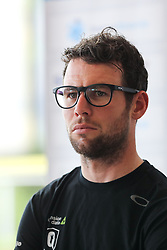 Mark Cavendish of Team Dimension Data during press conference of cycling race Po Sloveniji - Tour de Slovenie 2015 on June 15, 2016 in Hotel Jama, Postojna, Slovenia. Photo by Morgan Kristan / Sportida