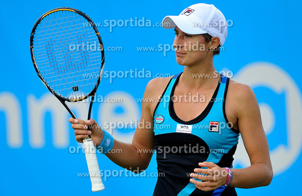 14-06-2011 TENNIS: UNICEF OPEN: ROSMALEN.Polona Hercog of Slovenia.©2011-FotoHoogendoorn.nl  / SPORTIDA PHOTO AGENCY
