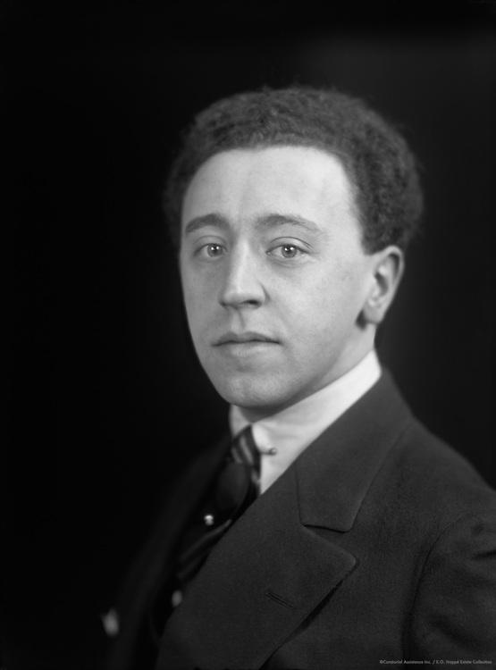 Arthur Rubinstein, pianist, Poland, 1916