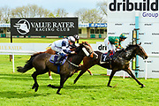 Whataguy ridden by Megan Nicholls and trained by Paul Nicholls in the Value Rater Racing Club Is Free Handicap race. Champion Brogie ridden by Nicola Currie and trained by J S Moore in the Value Rater Racing Club Is Free Handicap race.  - Mandatory by-line: Ryan Hiscott/JMP - 01/05/2019 - HORSE RACING - Bath Racecourse - Bath, England - Wednesday 1 May 2019 Race Meeting