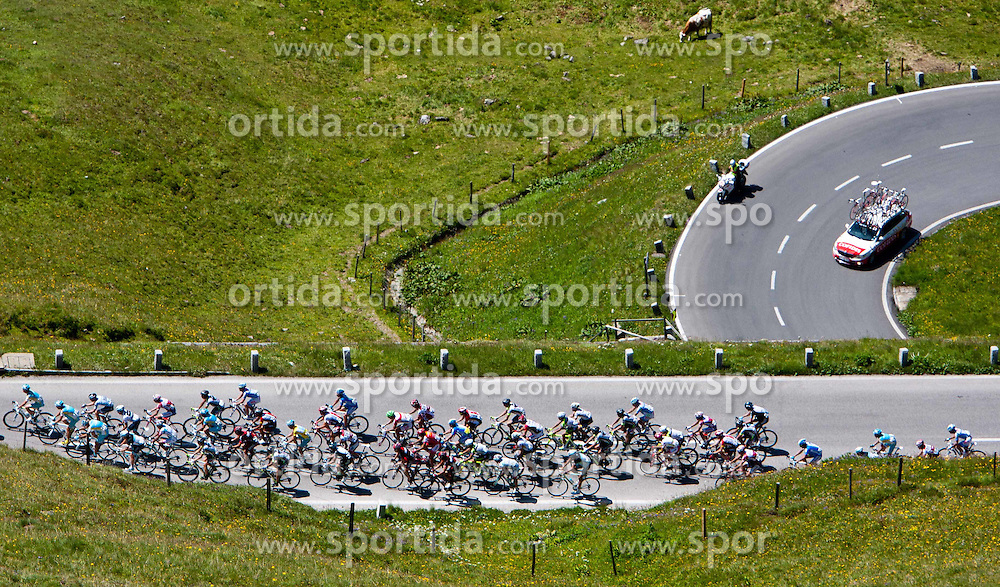 06.07.2011, AUT, 63. OESTERREICH RUNDFAHRT, 4. ETAPPE, Matrei-Schladming, im Bild Features vom Anstieg zum Fuscher Törl an der Großglockner Hochalpenstrasse .// during the 63rd Tour of Austria, Stage 4, 2011/07/06, EXPA Pictures © 2011, PhotoCredit: EXPA/ J. Groder