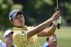 August 10, 2018 - Town And Country, Missouri, U.S - SHUGO IMAHIRA from Japan during round two of the 100th PGA Championship on Friday, August 10, 2018, held at Bellerive Country Club in Town and Country, MO (Photo credit Richard Ulreich / ZUMA Press) (Credit Image: © Richard Ulreich via ZUMA Wire)
