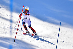 BOCHET Marie, LW6/8-2, FRA, Slalom at the WPAS_2019 Alpine Skiing World Cup Finals, Morzine, France