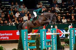 SKRZYCZYNSKI Jaroslaw (POL), Calevo<br /> Leipzig - Partner Pferd 2018   <br /> Championat von Leipzig<br /> © www.sportfotos-lafrentz.de/Stefan Lafrentz