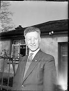 North City Milling, Presentation to A.M. Cribben.<br /> 15.03.1961