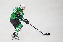 Maks Selan (HDD Olimpija) during ice-hockey match between HDD Olimpija Ljubljana and EC VSV in EBEL League 2016/17, on February 19, 2017 in Hala Tivoli, Ljubljana, Slovenia. Photo by Vid Ponikvar / Sportida