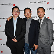 Huawei teams attend Huawei - VIP celebration at One Marylebone London, UK. 16 October 2018.