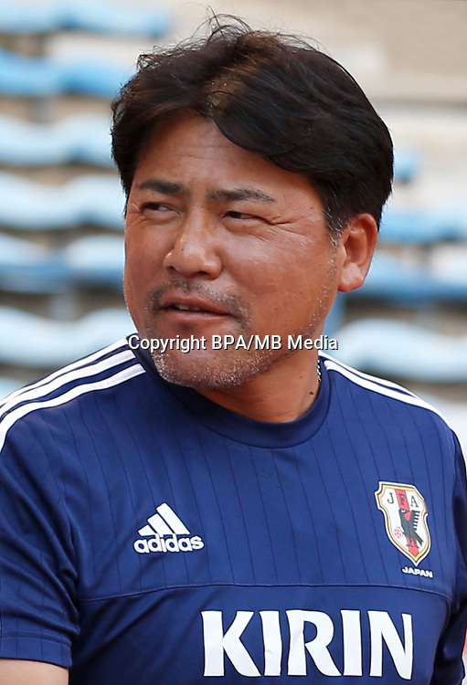 Fifa Men&acute;s Tournament - Olympic Games Rio 2016 - <br /> Japan National Team - <br /> Makoto Teguramori  - DT Japan
