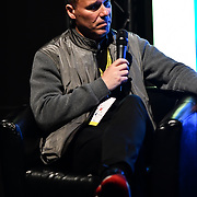 Speaker David Tomchak at London Games Festival 2019: HUB at Somerset House at Strand, London, UK. on 2nd April 2019.