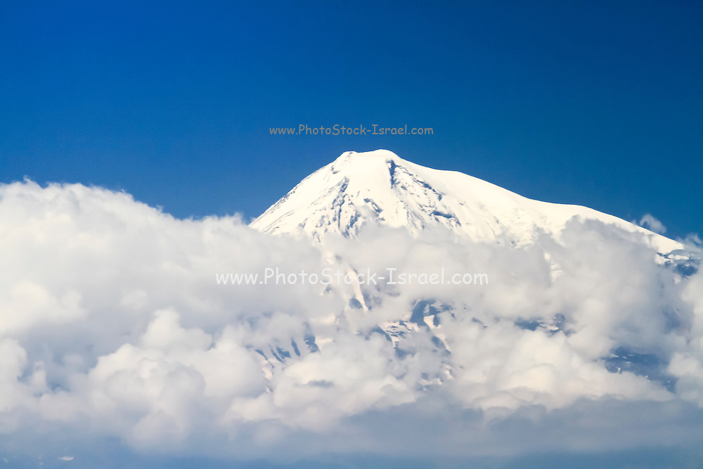 Mount Ararat in Turkey, seen from Armenia