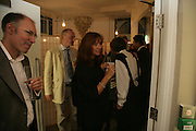 Anita Zabludowicz , Anita Zabludowicz gallery opening dinner at 176 Prince of Wales Road, NW5 17 September 2007. -DO NOT ARCHIVE-© Copyright Photograph by Dafydd Jones. 248 Clapham Rd. London SW9 0PZ. Tel 0207 820 0771. www.dafjones.com.