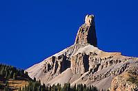 13,113 ft. Lizard Head Peak of the San Miguel Range, Colorado.