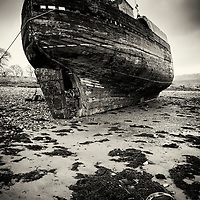 Boat, Corpach, Hihglands, Scotland, UK