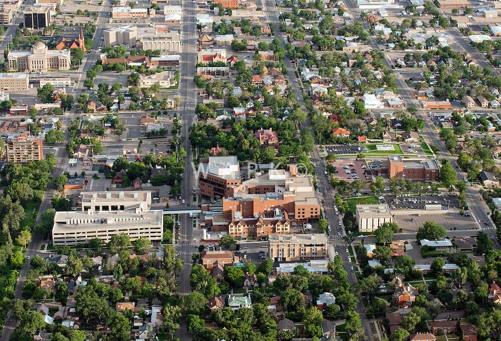 Parkview Hospital, Pueblo, Colorado. June 2014. 85704