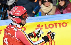26.10.2019, Kandahar, Garmisch, GER, FIS Weltcup Ski Alpin, Abfahrt, Herren, im Bild Josef Ferstl (GER) // Josef Ferstl of Germany reacts after his run in the men's downhill of FIS Ski Alpine World Cup at the Kandahar in Garmisch, Germany on 2019/10/26. EXPA Pictures © 2020, PhotoCredit: EXPA/ Erich Spiess