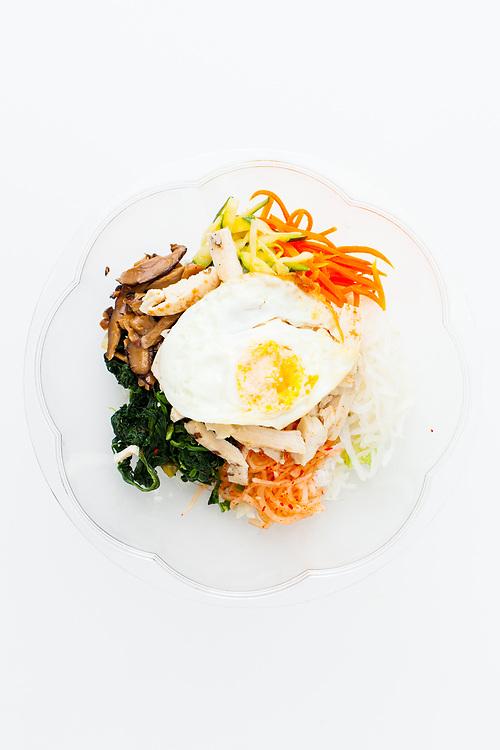 Chicken Bibimbap from Cafe Mana ($10.83)