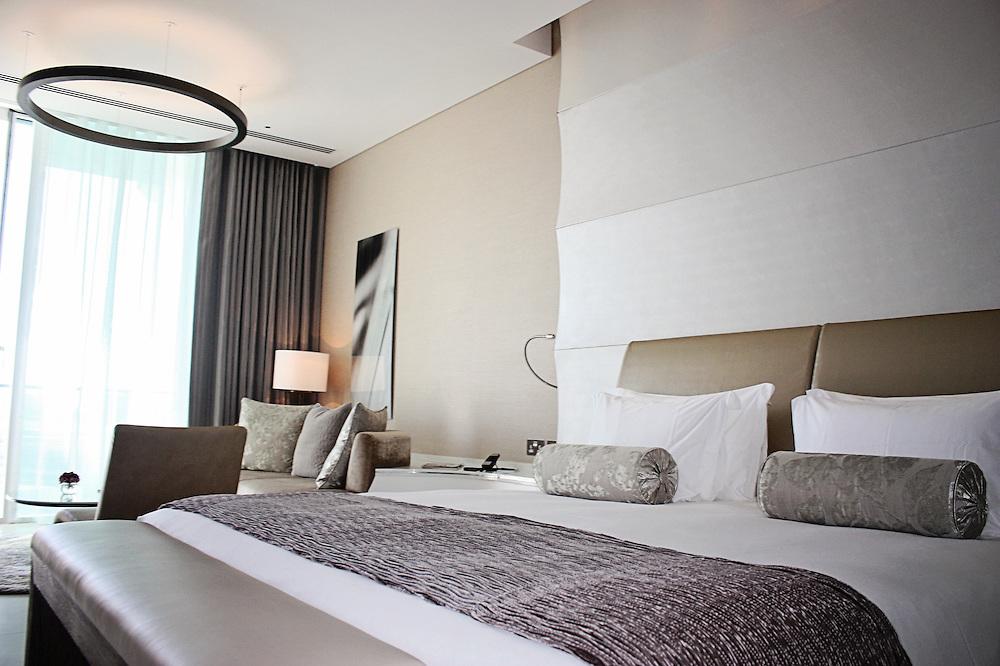 Yas Hotel Abu Dhabi, Interior