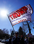 Pro Trump Rally