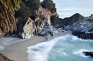 Julia Pheiffer State Beach, Big Sur Coast, Big Sur California
