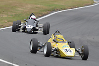 #34 Colin WILLIAMS PRS RH01  during Heritage Formula Ford  as part of the MSVR MINI Festival at Oulton Park, Little Budworth, Cheshire, United Kingdom. July 21 2018. World Copyright Peter Taylor/PSP. Copy of publication required for printed pictures.