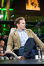 "14.05.2012, Hangar 7, Salzburg, AUT, Sport und Talk, Live aus dem Hangar 7, im Bild Christian Horner (GBR, Teamchef Red Bull Racing) // during the Servus TV show ""Sport and Talk live at the Hangar 7, Salzburg, Austria on 2012/05/14, EXPA Pictures © 2012, PhotoCredit: EXPA/ Juergen Feichter"