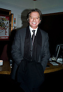 RICHARD CARING, David Tang and Nick Broomfield host  a reception and screening of Ghosts. On the Fifth anniversary of the Morecambe Bay Tragedy to  benefit the Morecambe Bay Children's Fund. The Electric Cinema. Portobello Rd. London W11. 5 February 2009 *** Local Caption *** -DO NOT ARCHIVE -Copyright Photograph by Dafydd Jones. 248 Clapham Rd. London SW9 0PZ. Tel 0207 820 0771. www.dafjones.com<br /> RICHARD CARING, David Tang and Nick Broomfield host  a reception and screening of Ghosts. On the Fifth anniversary of the Morecambe Bay Tragedy to  benefit the Morecambe Bay Children's Fund. The Electric Cinema. Portobello Rd. London W11. 5 February 2009