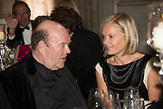 MARIELA FROSTRUP, Luminous -Celebrating British Film and British Film Talent,  BFI gala dinner & auction. Guildhall. City of London. 6 October 2015.