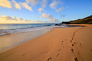 Sunrise, Sandy Beach Park, Hawaii Kai, Oahu, Hawaii