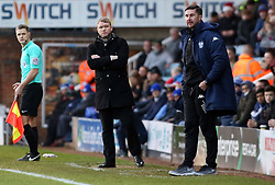 Peterborough United Manager Grant McCann watches on from the touchline alongside Bury manager Chris Lucketti - Mandatory by-line: Joe Dent/JMP - 23/12/2017 - FOOTBALL - ABAX Stadium - Peterborough, England - Peterborough United v Bury - Sky Bet League One