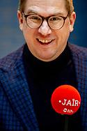 THE HAGUE -  jinek presentor  Ja&iuml;r Ferwerda<br /> ROBIN UTRECHT