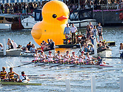Henley Royal Regatta, Henley on Thames, Oxfordshire, 28 June - 2 July 2017.  Saturday  18:37:46   01/07/2017  [Mandatory Credit/Intersport Images]<br /> <br /> Rowing, Henley Reach, Henley Royal Regatta.<br /> <br /> The Princess Elizabeth Challenge Cup<br />  Radley College v  Shiplake College