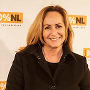 NLD/Amsterdam/20150203 - Uitreiking 100% NL Awards 2015, Angela Groothuizen