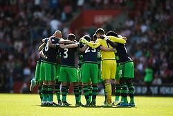 Swansea City - Mandatory by-line: Jason Brown/JMP - 07966 386802 - 26/09/2015 - FOOTBALL - Southampton, St Mary's Stadium - Southampton v Swansea City - Barclays Premier League