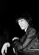 The Rolling Stones Charlie is my Darling - Ireland 1965 - Bill Wyman in a contemplative mood at The Rolling Stones press conference at the Adelphi Theatre, Middle Abbey Street, Dublin. This was the band's first Irish tour of 1965....07/01/1965. 01/07/1965.07 January 1965.Birthday gift ideas of a Limited Edition Prints of Bill Wyman, The Rolling Stones, Charlie is my Darling, Ireland 1965. <br />