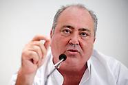Goffredo Bettini press conference