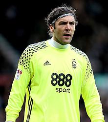 Vladimir Stojkovic of Nottingham Forest - Mandatory by-line: Robbie Stephenson/JMP - 11/12/2016 - FOOTBALL - iPro Stadium - Derby, England - Derby County v Nottingham Forest - Sky Bet Championship