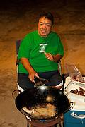 Sam Choy baby luau, hawaii