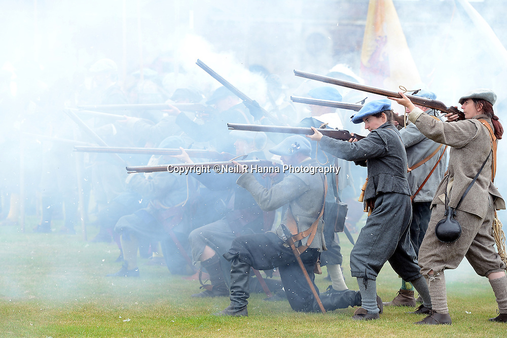 Fort George, Inverness 9/08/2014<br /> <br /> The award winning Celebration of the Centuries returns to Fort George in 2014-Saturday 9th & Sunday 10 August 11am-5pm<br /> <br /> Set in one of the finest military fortifications in Europe, the flagship event of Historic Scotland's event calendar celebrates over two thousand years of history. Once again the Fort came to life as over two hundred and fifty performers depict centuries of history from Picts and Romans, through Viking, Medieval, Renaissance, Reformation and Jacobite periods to World War I and II.<br /> <br /> <br /> <br />  Neil Hanna Photography<br /> www.neilhannaphotography.co.uk<br /> 07702 246823