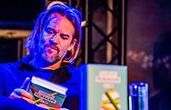 ROTTERDAM - JASPER KRABBÉ een Murakami weekend op de SS Rotterdam. copyright robin utrecht