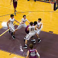 11-15-16 Berryville Sr. Boys vs. Lincoln