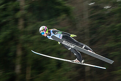 KLINEC Ema (SLO) during first round on day 2 of  FIS Ski Jumping World Cup Ladies Ljubno 2020, on February 23th, 2020 in Ljubno ob Savinji, Ljubno ob Savinji, Slovenia. Photo by Matic Ritonja / Sportida