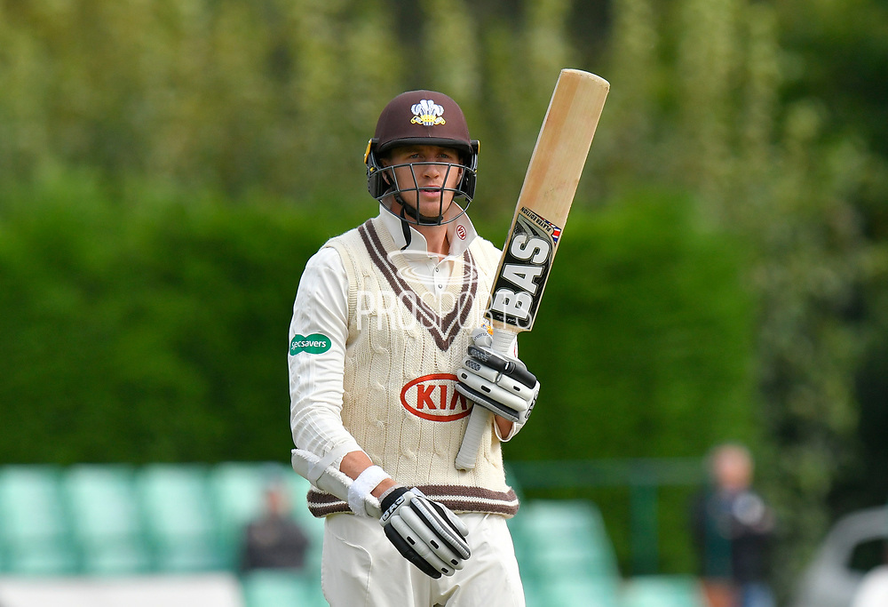 Morne Morkel of Surrey during the final day of the Specsavers County Champ Div 1 match between Worcestershire County Cricket Club and Surrey County Cricket Club at New Road, Worcester, United Kingdom on 13 September 2018.